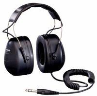 Ochronnik słuchu 3M™ Peltor™ HT Series™ HTM79P3E z możliwością odsłuchu, hełm, 1 szt./opak.
